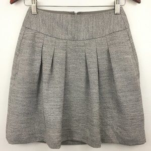 3/$22 The Limited Gray Skirt
